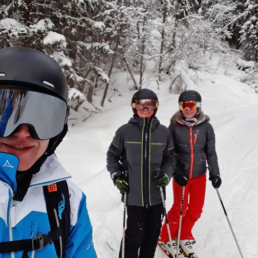 Private skiing lessons in the Zillertal
